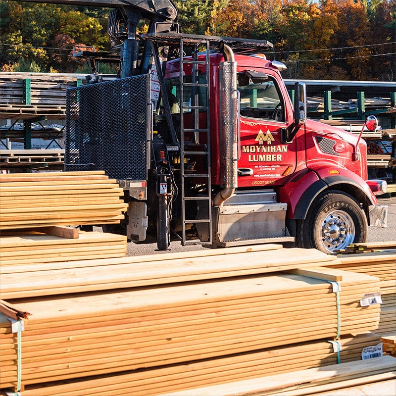 Moynihan truck and lumber