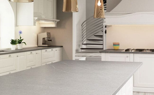 Silestone counter
