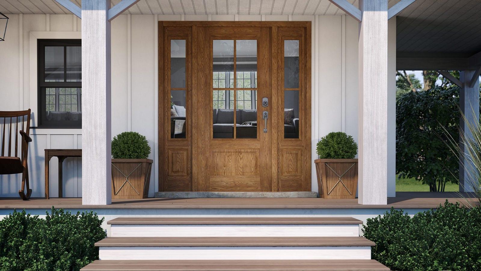 Jeld-Wen exterior doors