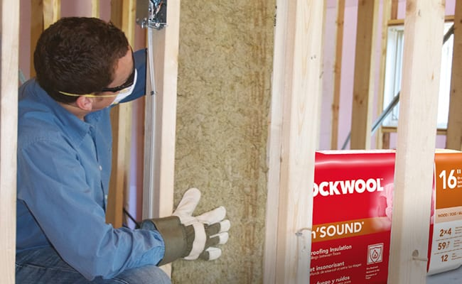 Rockwool Safe'n'Sound