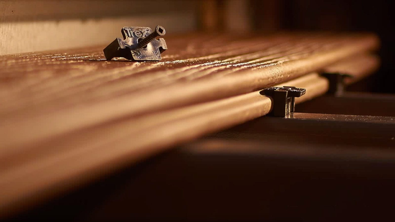 Deck Fasteners